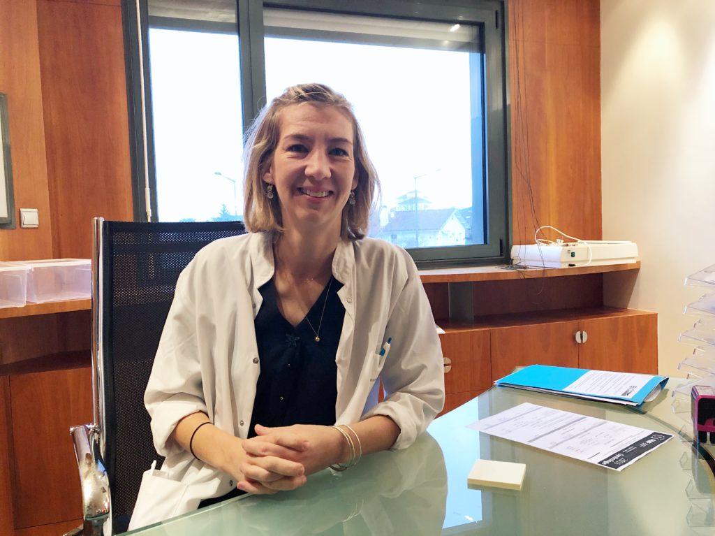 Docteur Dorothee Ancel gynécologue Pau