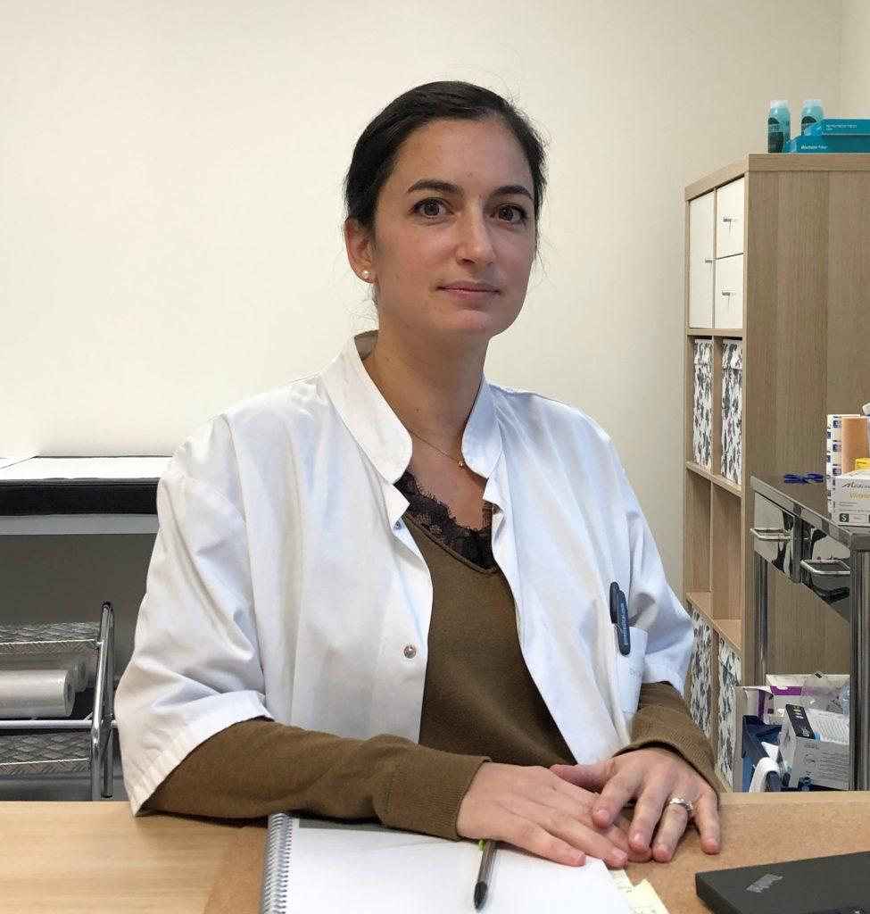 Aurelie cluzeaud vasculaire pau